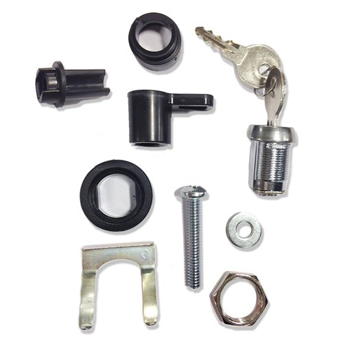 Pop & Lock PL5500CONV Valet Conversion Kit for Toyota Tacoma (Tacoma Tailgate Lock Toyota)
