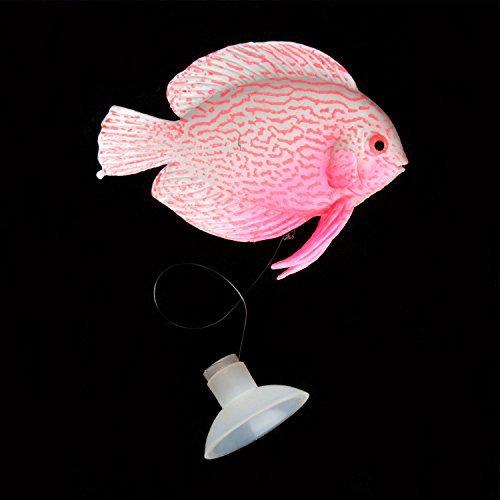 Image of Saim Aquarium Fish Tank Artificial Fish Ornament Decoration (4)