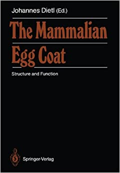 Book The Mammalian Egg Coat: Structure and Function