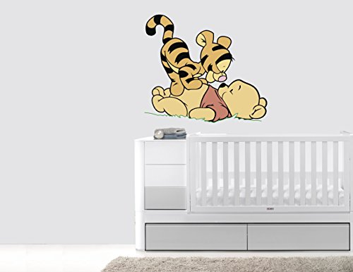 Winnie the Pooh Disney Theme - Baby's Mural Room Vinyl ()