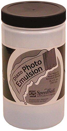 Speedball Diazo Photo Emulsion (Screen Emulsion Photo Printing)