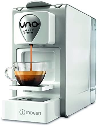 Indesit Uno - Cafetera (Independiente, Manual, Pod coffee machine ...