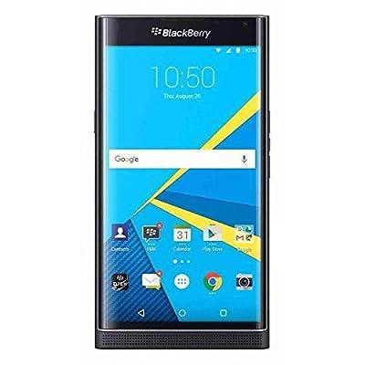 BlackBerry PRIV Factory Unlocked Smartphone, U.S. Warranty (Black)