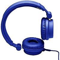 Urbanears Zinken On-Ear DJ Headphones, Cobalt (4091028)