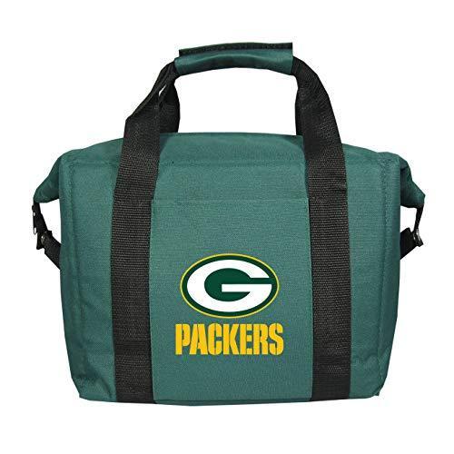 Kolder 12 Pack Cooler Bag - NFL Green Bay Packers Soft Sided