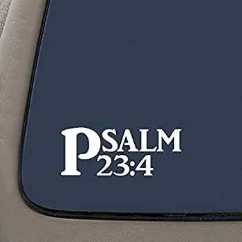 Matthew 5:11-12 Bible Verse Decal Sticker7.5-Inches By 2.2-Inches