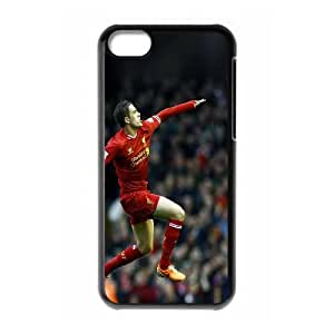 iPhone 5c Cell Phone Case Black Jordan Henderson BNY_6875038