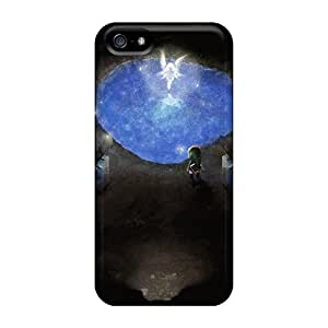 For Iphone 5/5s Fashion Design Fairy Fountain Case-oHSNszq7159eFZmv