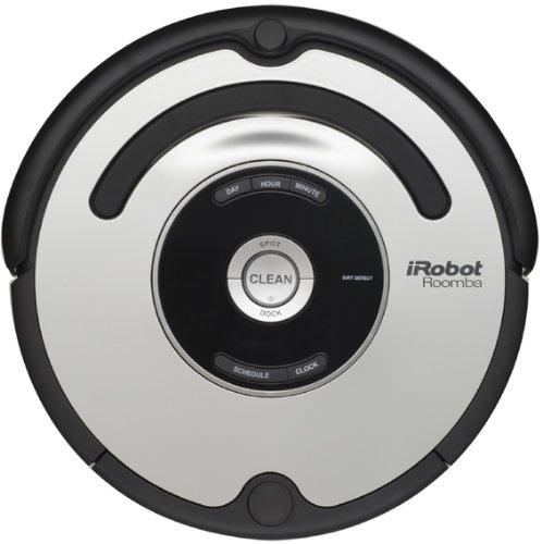 iRobot Roomba automatic vacuum cleaner 577 Silver by iRobot (iRobot)