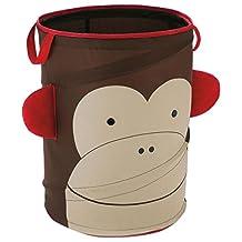Skip Hop Zoo Pop-Up Hamper, Marshall Monkey