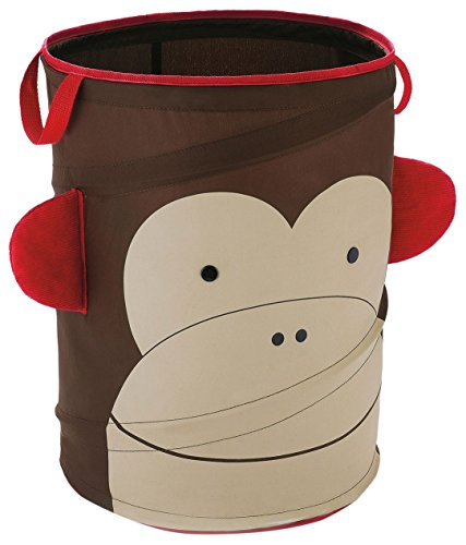Skip Hop Zoo Pop-Up Hamper, Marshall Monkey
