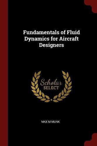 Fundamentals of Fluid Dynamics for Aircraft Designers ebook