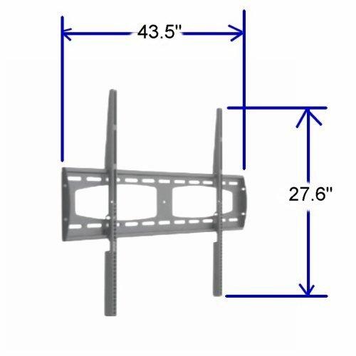 Professional Slim Flat Wall Mount for Samsung LG LED tv 60'' 65'' 70'' 75'' 79'' 80'' 85'' 88'' 90''