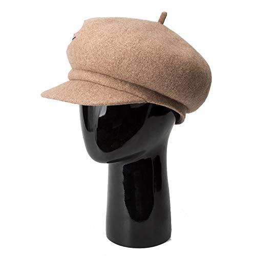 Autumn Winter Fashion 100% Wool Cute Ladies Hats Vintage Trendy Derby Bowler Top Fedora Hat Cap Woman Men