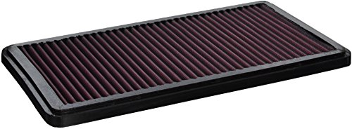 K&N 33-2545 High Performance Replacement Air Filter