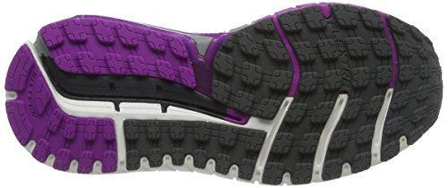 Brooks Damen Ariel 16 Laufschuhe Grau (Anthracite/purplecactusflower 1b059)
