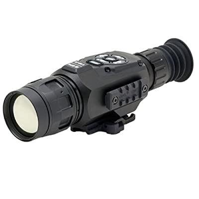 ATN ThOR-HD 384 4.5-18x, 384x288, 50 mm, Thermal Rifle Scope