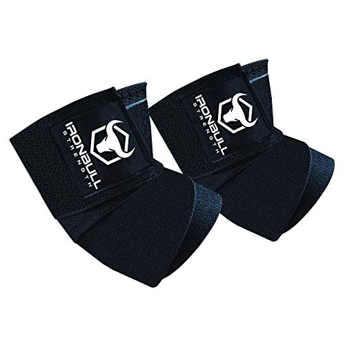 Iron Bull Strength Elbow Wraps (1 Pair) - 40