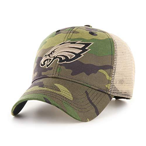 Philadelphia Eagles Camouflage Caps 995497ecf