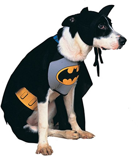 Batman Costume - Large (Frenchie Costumes)
