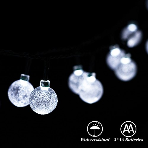 Hang Patio String Lights - 8