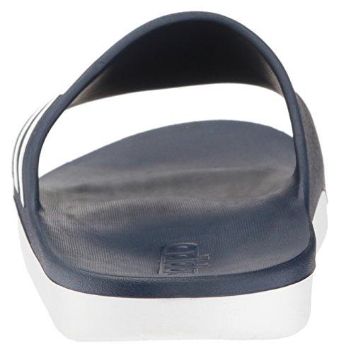 adidas Aqualette CF Athletic Sandal Collegiate Navy/White/Collegiate Navy awmPkV0OOn