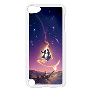 Custom Jasmine and Aladdin phone Case Cove FOR Ipod Touch 5 JWH9194434