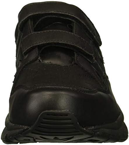 Womens walker strap Low Top Velcro Running Sneaker [並行輸入品]