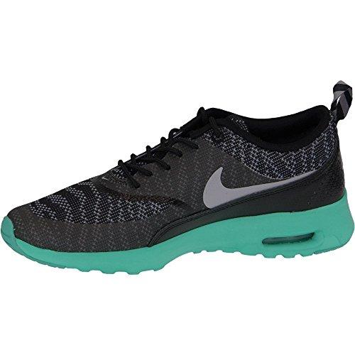 Max 718646 Grey Kjcrd Thea Air Donna 001 Wmns Nike 002 Sneaker Mehrfarbig qX5CFBw