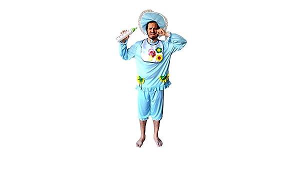 El Carnaval Disfraz Bebe llorón Adulto: Amazon.es: Juguetes y juegos