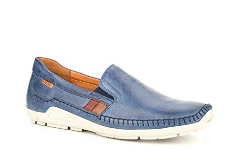 3125 06h Chaussures Azores Homme Blau Mocassins Pikolinos xAwvq0RW
