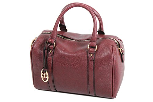 M Andie MEISSA collection A8082 Blue Sac Bordeaux Bowling aggBtT