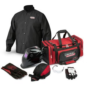 Lincoln Electric Traditional Welding Gear Ready-pak (Size 2-xl)