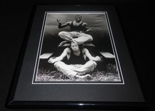 White Men Can't Jump 1992 Framed 11x14 Photo Display Wesley Snipes & Woody