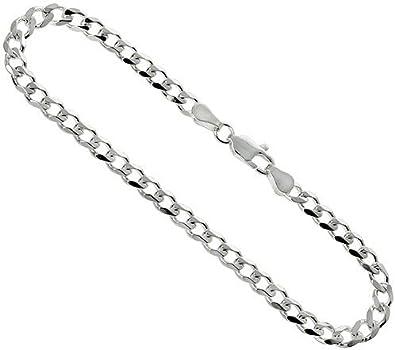 DiamondJewelryNY Silver Chain Sterling Silver 2.1Mm 040 Round Box Chain