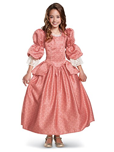 (Disney POTC5 Carina Deluxe Costume,  Multicolor,  Large)