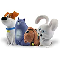 The Secret Life of Pets, 4-Pack Character Assortment, 16GB USB Flash Drive