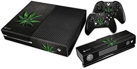 XBOX ONE Skin Design Foils Pegatina Set - Cannabis 6 Motivo: Amazon.es: Videojuegos