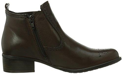 Botas Tamaris Mujeres Chelsea negro 1-25488-23 marrón - Braun (Chestnut 328)