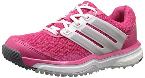 adidas Women's W Adipower S Boost II-W, Raspberry Rose-TMAG/FTWR White/Matte Silver, 7 M US