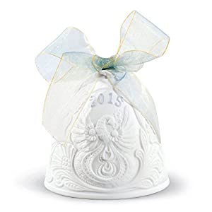 Lladro 2015 Annual Bell Christmas Ornament Amazoncouk Kitchen