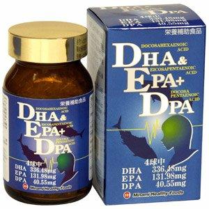 ショートカット頭痛ヨーグルトDHA&EPA+DPA(単品)ミナミヘルシーフーズ