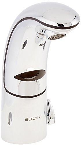 Sloan EAF-100-P-ISM CP Bathroom Faucet, Optima I.Q. Plug-In, Automatic w/Integral Spout Mixer -...