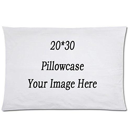 Shop&Three Custom Design Photos or Text Outdoor/Indoor Throw Pillowcase,Personalized Pet Photo Pillow, Love Photo Throw Pillow,Wedding Keepsake Throw Pillow 20