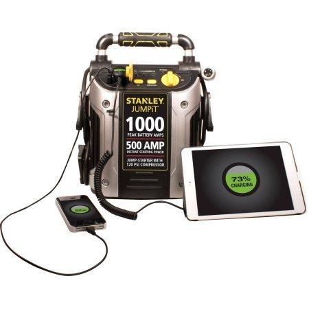 Stanley Portable Battery Jump Starter - 9