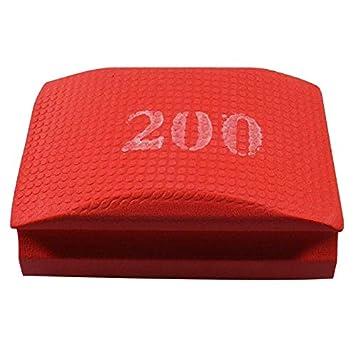 Original Edw Handschleifpad Schleifschwamm Kornung 200 Zum