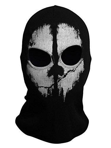Masks Life Shopping Suavo Ghosts Logan Last Mission Balaclava Full Face Skull (Cod Ghost Stuff)