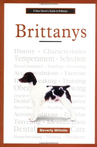 A New Owner's Guide to Brittanys