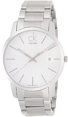 Calvin Klein K2G2G146 City Silver Watch