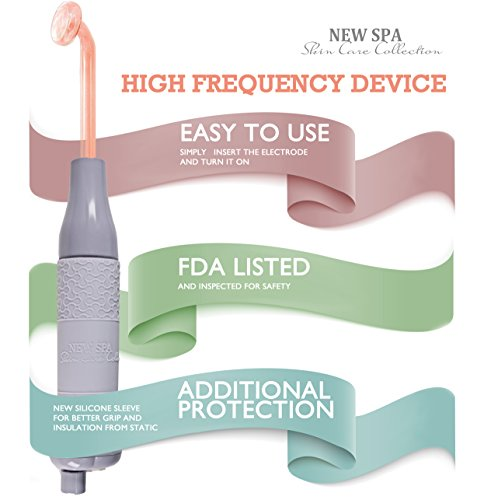 How To Use New Spa High Frequency Device